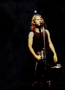 Tim at mic, Taboo Parlour